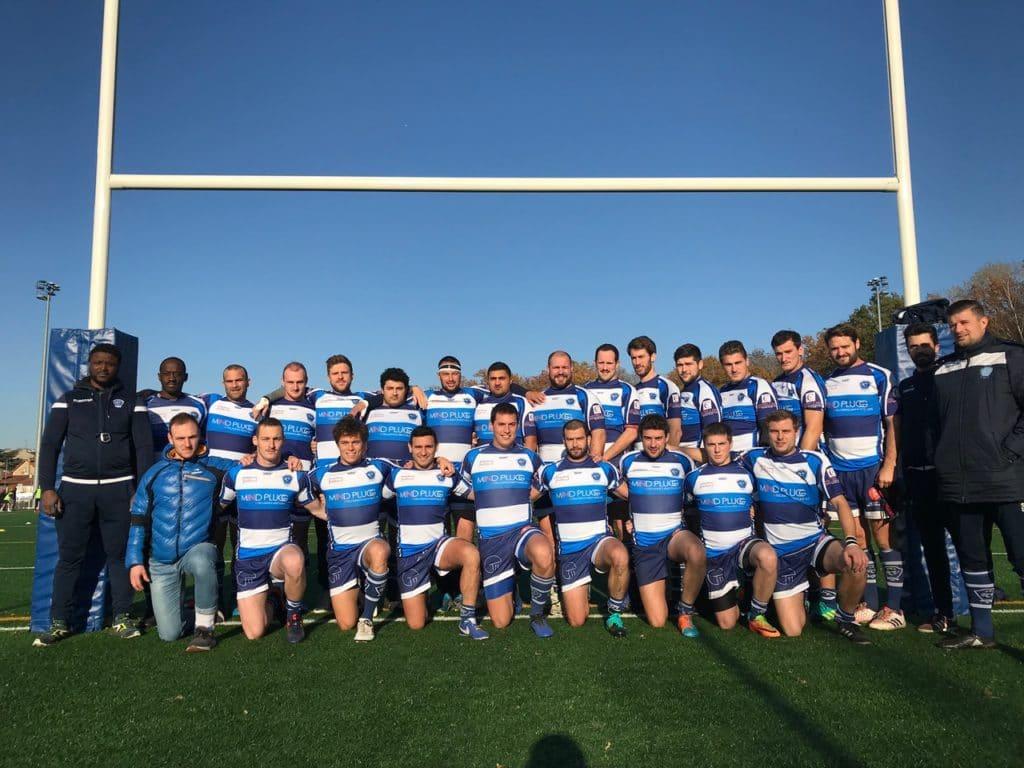MindPlugg ESN Paris, Partenaire du Rugby Versailles